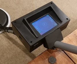 Eco Friendly Metal Detector - Arduino