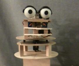 Audio Amplifier and Envelope Follower for Animatronics