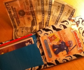 Ducttape Wallet For Beginners