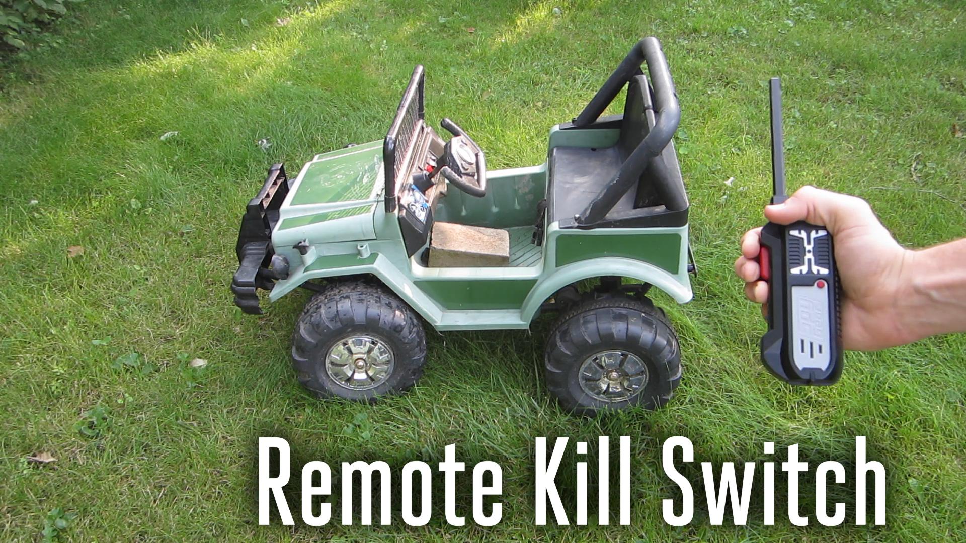 Picture of Remote Kill Switch