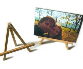 Easy Easel Picture Stand