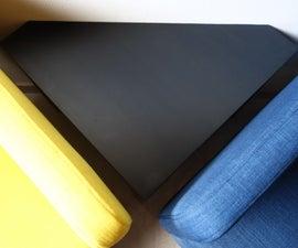 Ikea LACK Corner Table