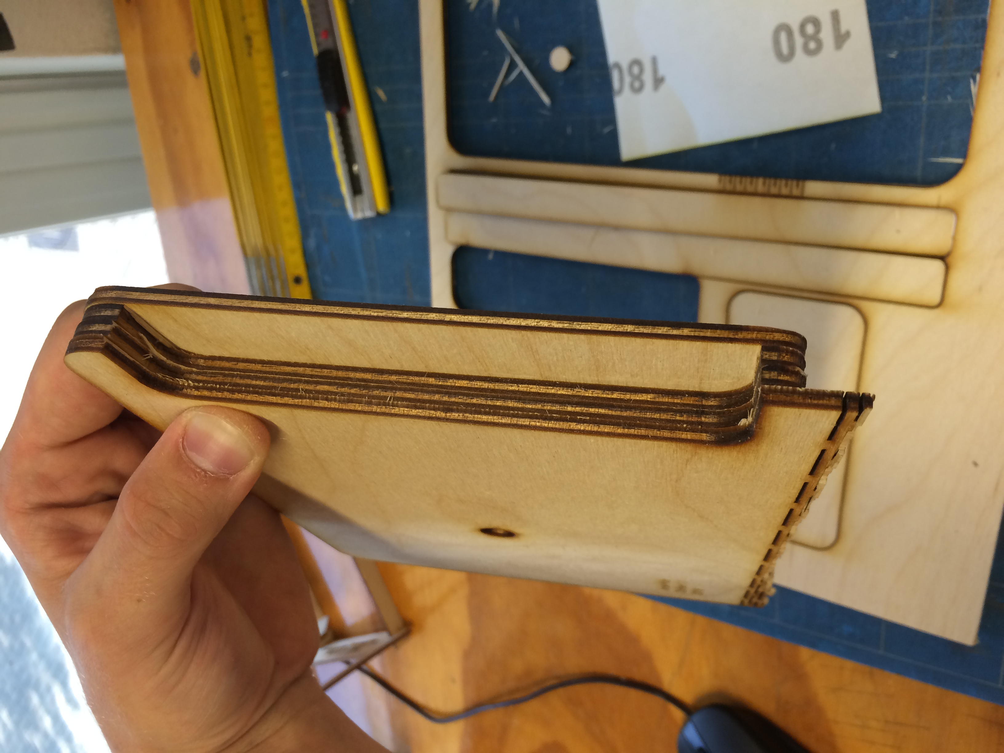 Picture of Laser Cutting