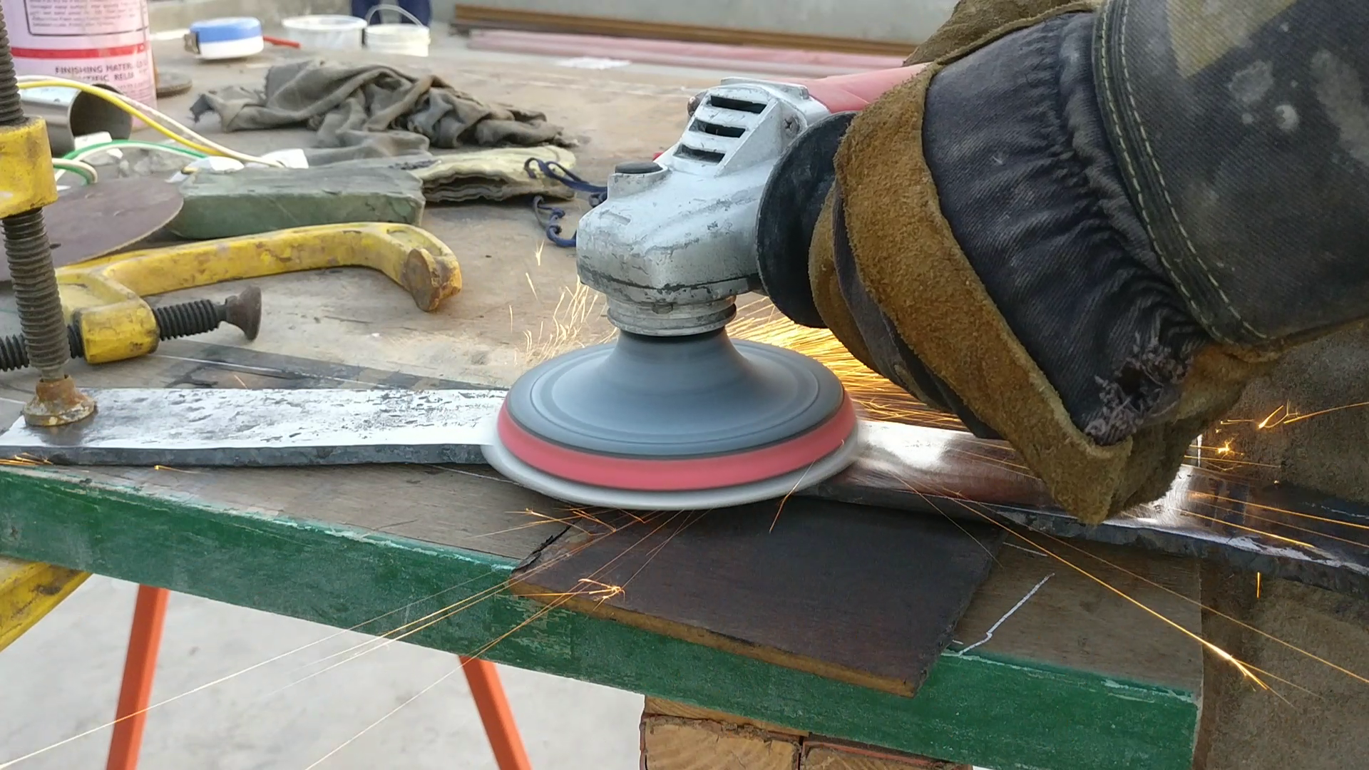 Picture of ​Grinding and Flattening