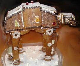 Gingerbread AT-AT