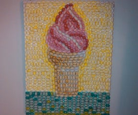 Jelly Belly Mosaic!