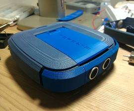 How to make desktop vacuum cleaner robot