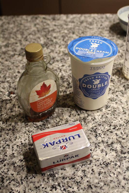 Picture of Prepare the Ganache Ingredients