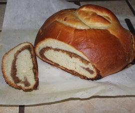 Poteca Bread