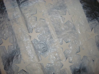 Making and Painting the Stars