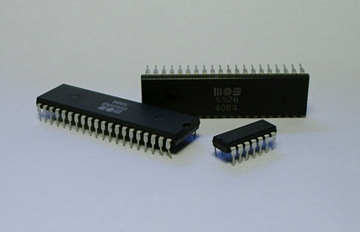 Picture of Microcontrollers and Integrated Circuits