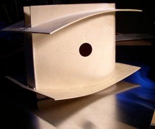 Bentwood Birdhouse