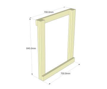 Front Frame Assembling