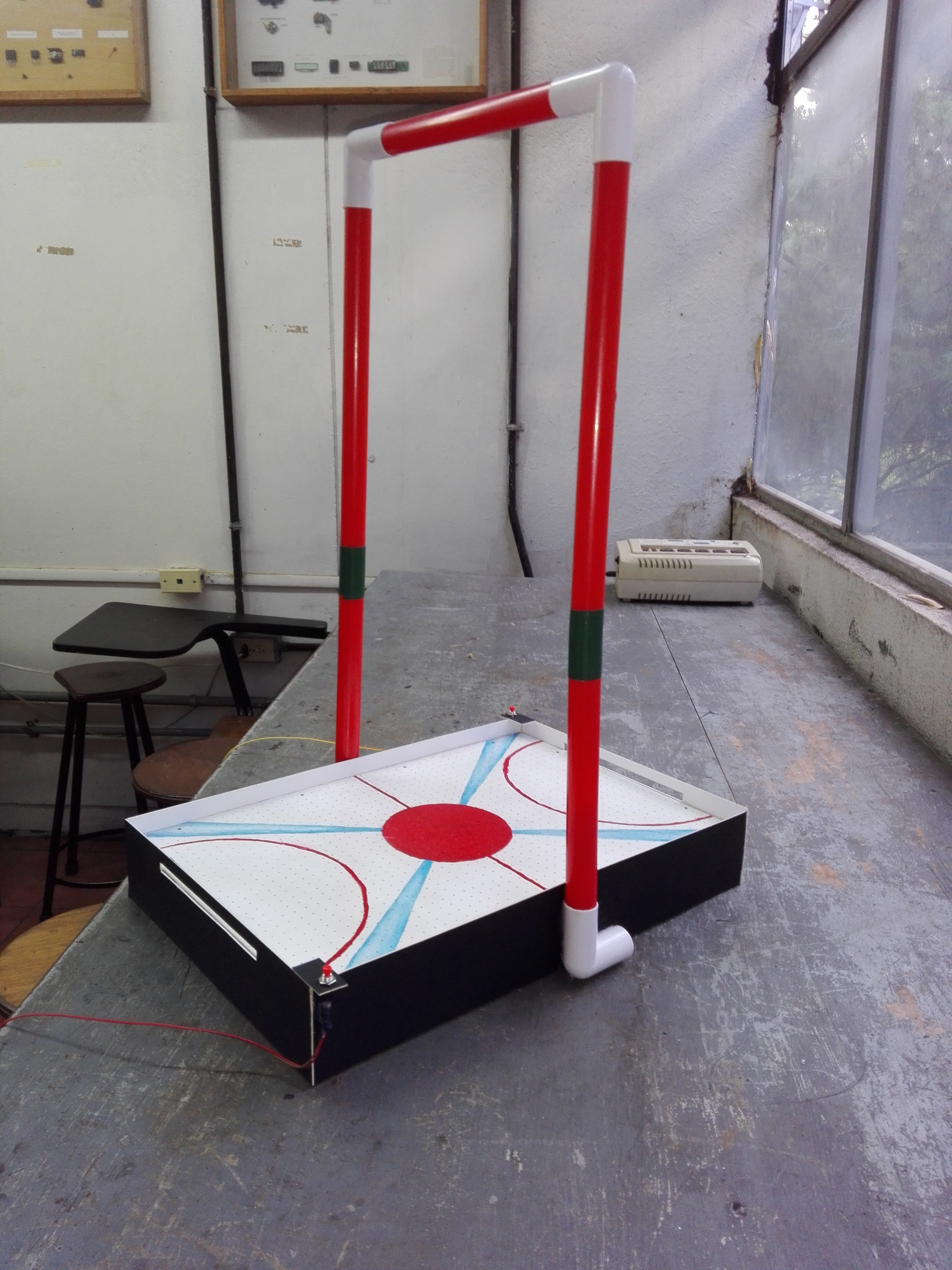 Picture of Air Hockey