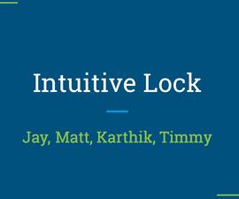 Smart Lock Using Arduino and Deadbolt