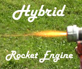 Hybrid Rocket Engine