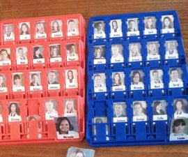 Personalised Guess Who