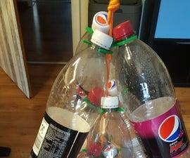 Returnable Bottle Carrier