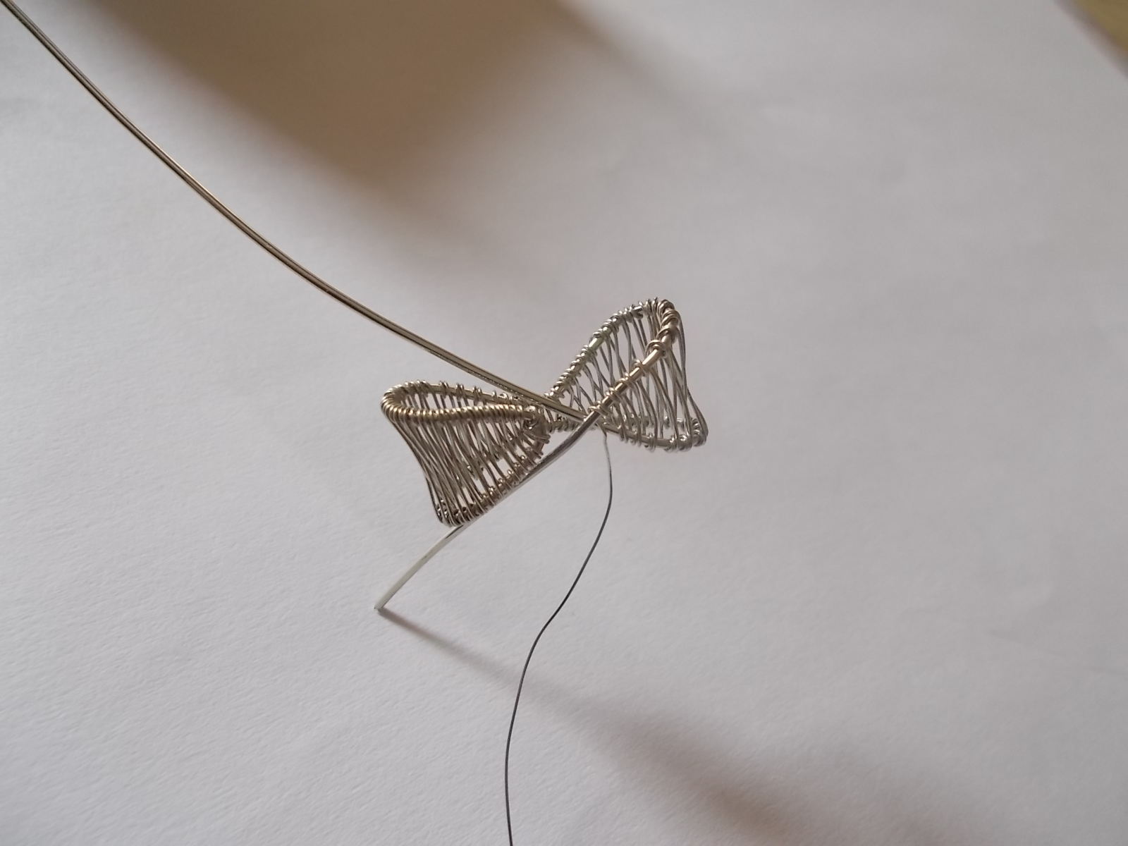 Picture of Forming the Bow Shape
