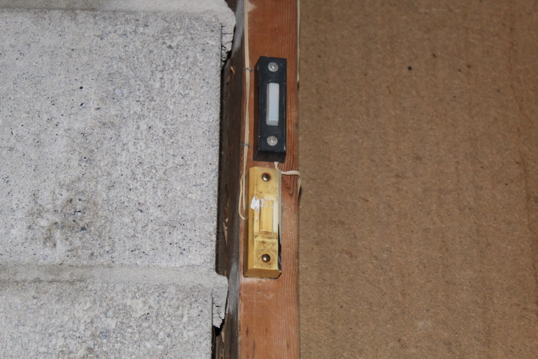 Picture of Position the Switch
