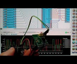 Arduino Mega and Visuino: Connect AD7606 8 Channel 16 Bit Bipolar Analog to Digital Converter in 16 Bit Parallel Mode