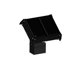 IOT123 - SOLAR TRACKER - TILT/PAN, PANEL FRAME, LDR MOUNTS RIG