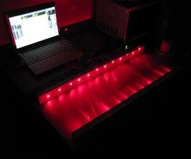 Laser Midi Controller - (Laser Triggered Midi Keyboard)