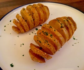 Easy Twisted Potatoes