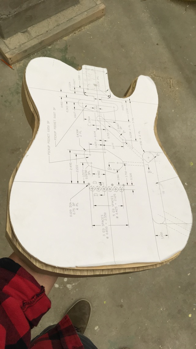 Picture of Body Template