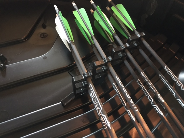 Picture of Bow Case Arrow Clip