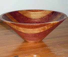 Scroll Sawed Wooden Bowls!
