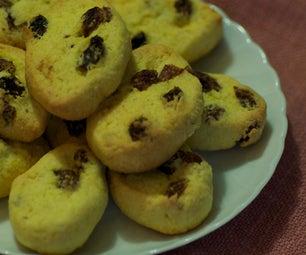 Traditional Italian Biscuits: Zaeti - Biscotti Tradizionali Veneti: Zaeti