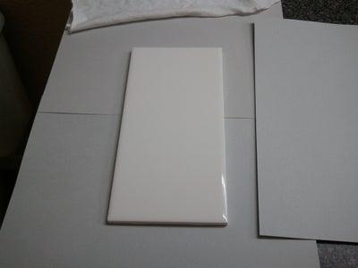 Attach Sandpaper