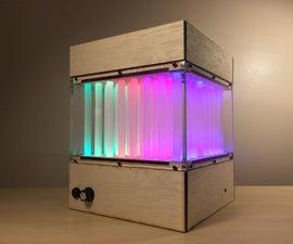 """""""Fiber Optic"""" LED Matrix"""