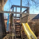 Reclaiming a Tree House