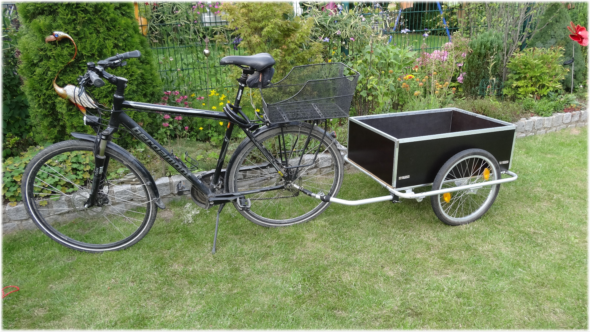 Picture of Foldable Bike Trailer