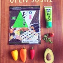 Open Sushi (DIY Sushi)