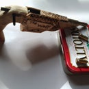 Bolt Action Miniature Pistol--The Wolf--