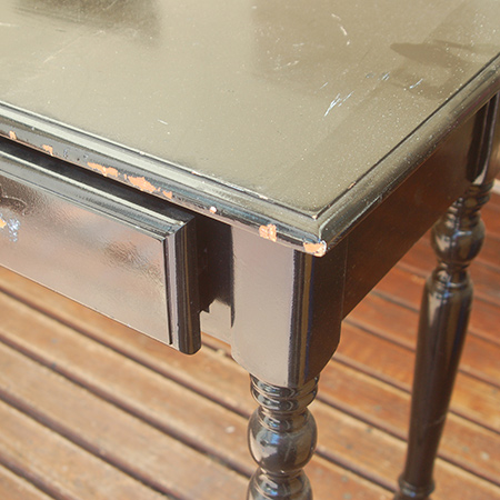 Picture of Chalk Painted Dresser