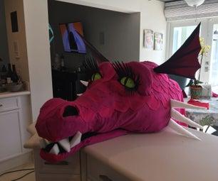 Shrek Dragon Head