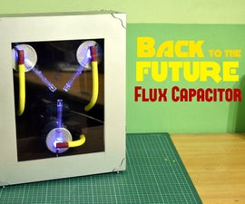 Back to the Future : Flux Capacitor