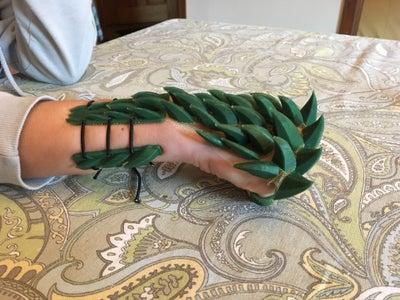 Printing Bracelet Pieces