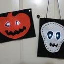 Halloween e-textiles