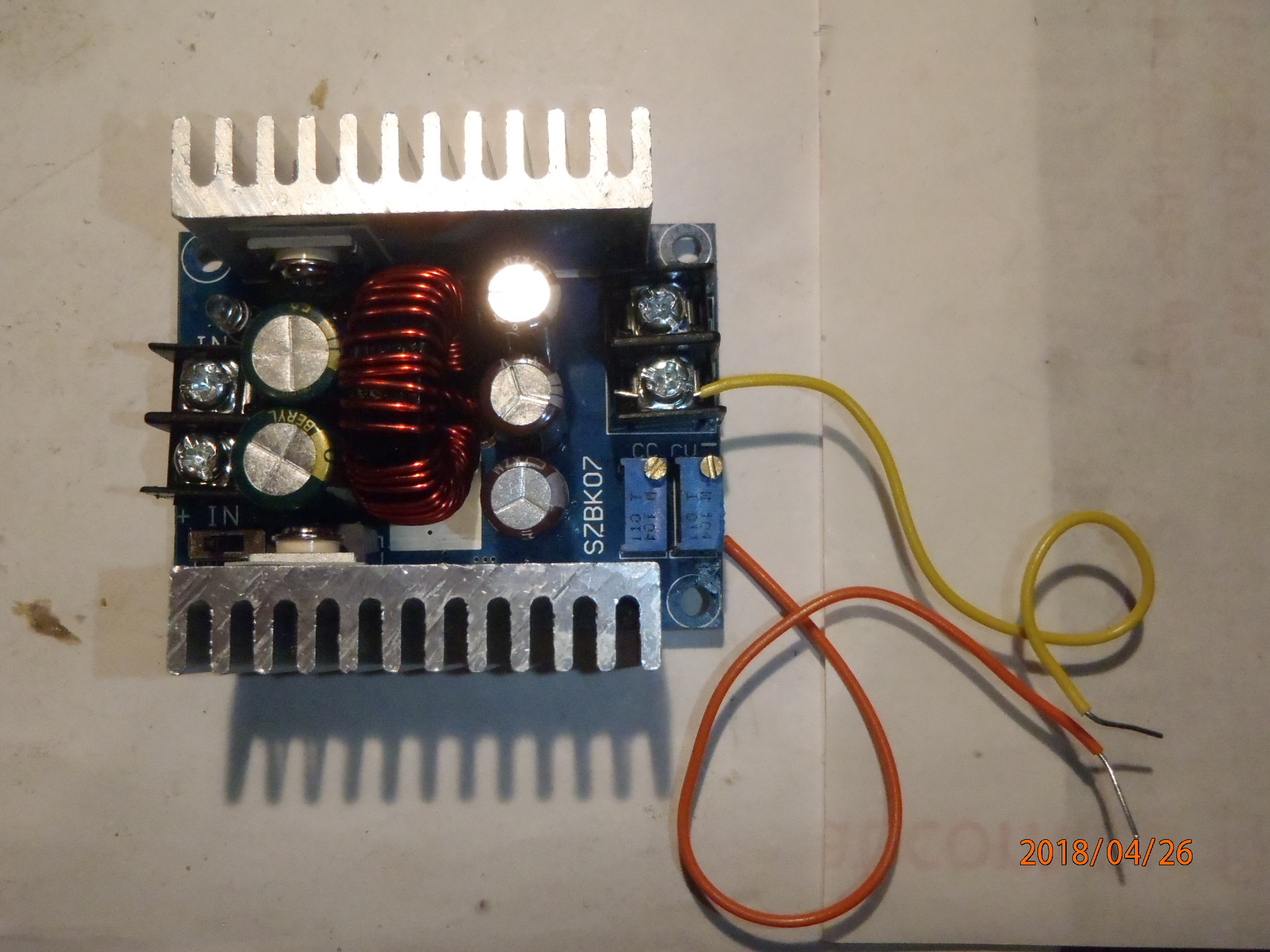 Picture of Controlling DC Converter Modules