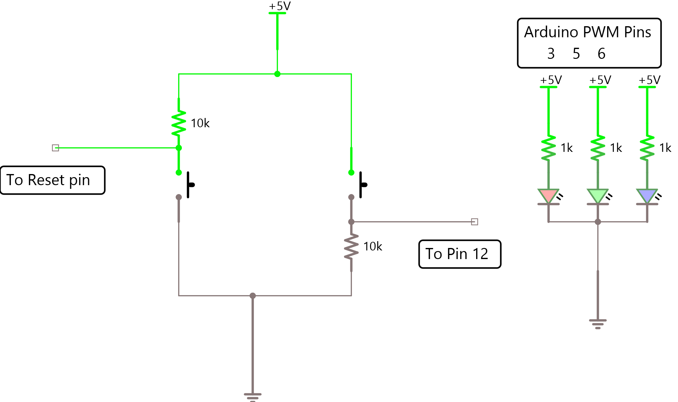 Picture of Step 2: Prototype the Circuit