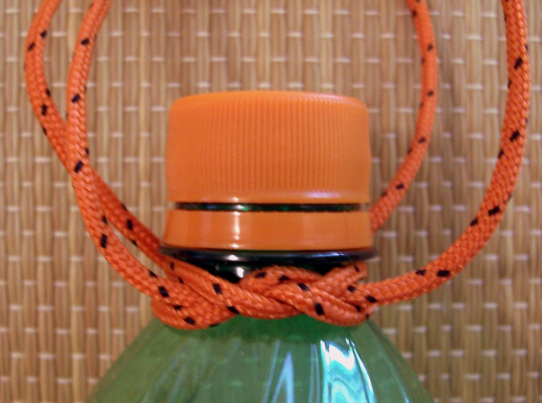 Picture of Secure on Bottle Neck