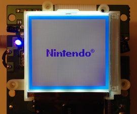 Game Boy Bivert/Biversion Mod DIY