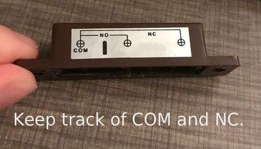 Install Simple Circuit Onto Wheel