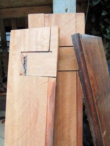 How Timber Was Salvaged From Discarded Furniture and Other Things, and Prepared