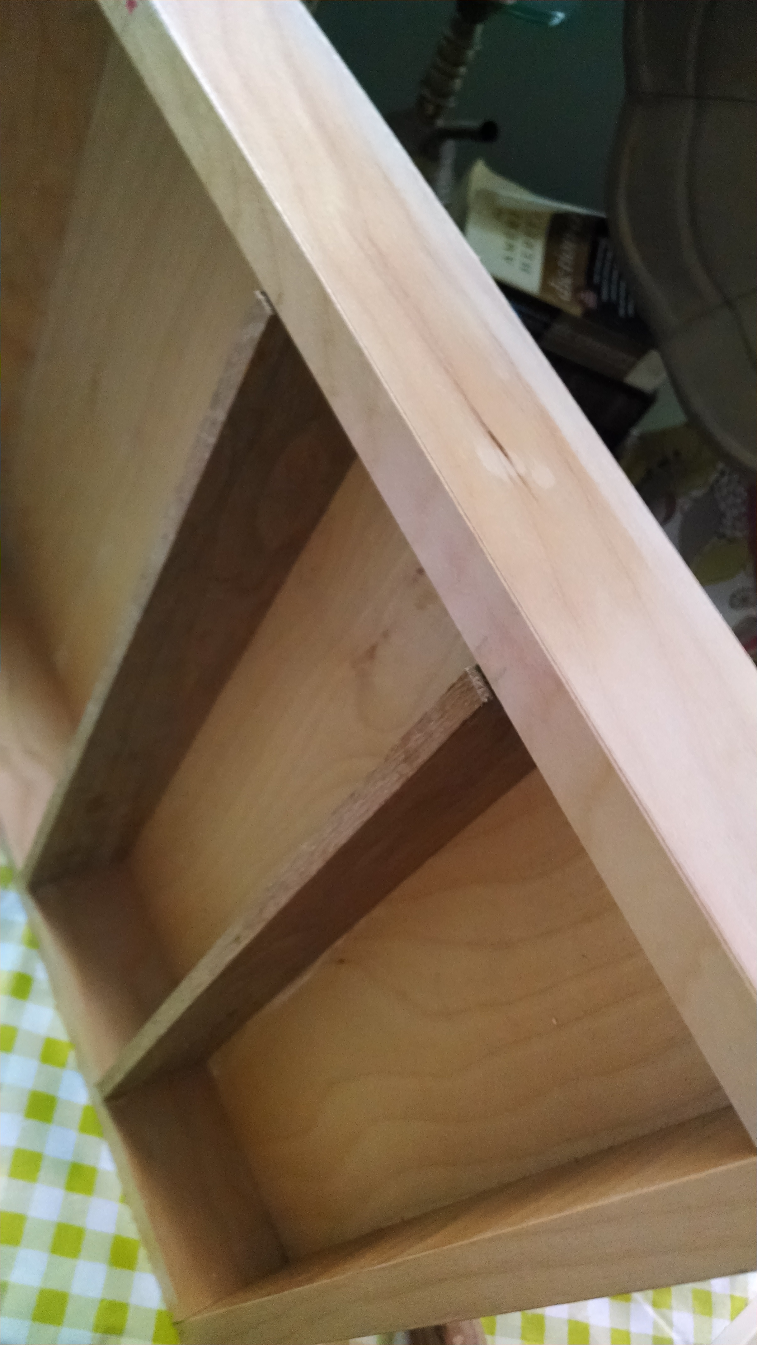 Picture of Step 4: Attach Shelves